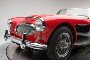 1963 Austin Healey 3000 MK III Roadster Photo
