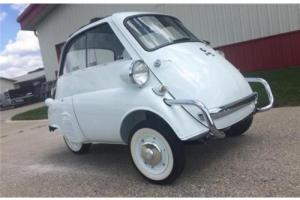 1959 BMW Isetta 300 300 Photo