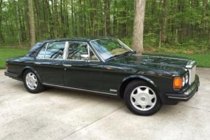1987 Bentley Eight