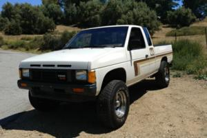 1986 Nissan Other Pickups XE