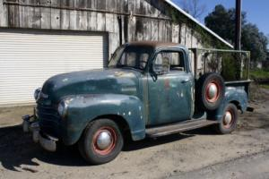 1951 Chevrolet Other Pickups 3100, Half Ton, Short Bed, Farm truck