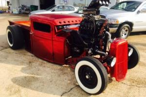 1931 Ford Other Pickups SHOW STREETROD BLOWN PRO STREET RAT HOT ROD SEMA CUSTOM Photo