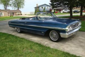 1964 Ford Galaxie XL CONVERTIBLE