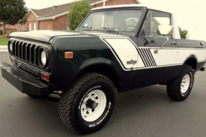 1977 International Harvester Scout Scout II