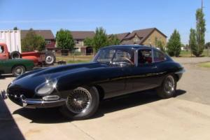 1967 Jaguar E-Type FIXED HEAD COUPE