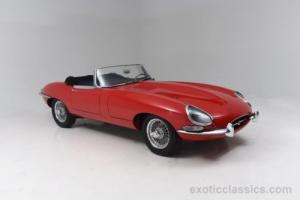 1966 Jaguar XK Series 1