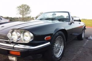 1989 Jaguar XJS Convertible