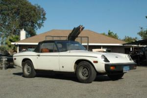 1974 Jensen Healey G80 Photo