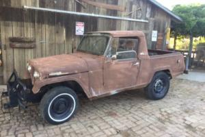 1968 Jeep Commando Photo