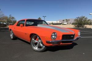 1972 Chevrolet Camaro Orange Crush 72 Camaro