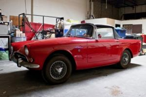 1964 Sunbeam Alpine Series IV