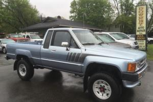 1988 Toyota Hiluxe Extended Cab 4X4 XTRA CAB