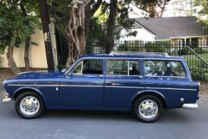 1967 Volvo 122 S Amazon Wagon Photo
