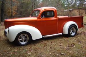 1941 Willys Pickup Willys Overland Photo