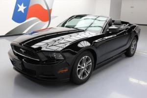 2014 Ford Mustang V6 CONVERTIBLE LEATHER SHAKER