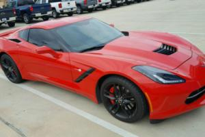 2015 Chevrolet Corvette 3LT COUPE Z51   VERY CLEAN *ONE OWNER*