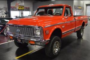 1971 Chevrolet Other Pickups K10 4x4