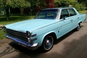 1966 AMC AMBASSADOR 880 880 Photo