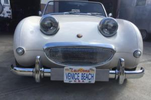 1960 Austin Healey Sprite Bug Eye