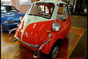 1957 BMW Isetta Isetta Photo