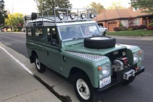 1961 Land Rover Defender