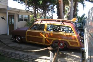 1949 Ford woodie woody station wagon, country squire