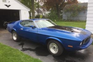 1973 Ford Mustang Sport roof Mach 1