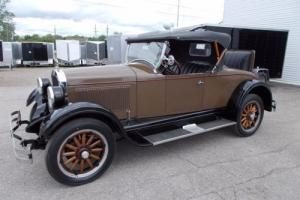 1927 Hupmobile G80 Photo