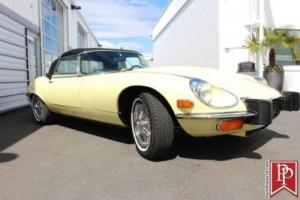 1974 Jaguar XK V12 Roadster