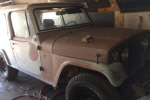 1969 Jeep Commando Kaiser Photo