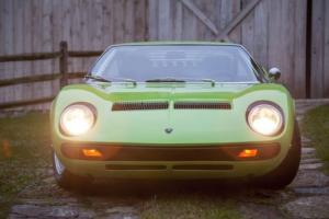 1970 Lamborghini Mirua Photo