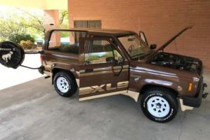 1984 Ford Bronco II 1984 bronco II XLS Sport Utility 4wd Photo