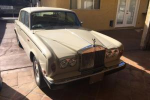 1978 Rolls-Royce Silver Shadow
