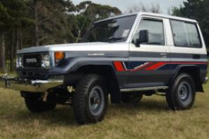 1986 Toyota Land Cruiser LX