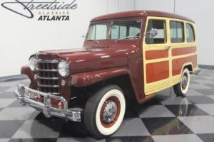 1950 Willys Station Wagon Photo