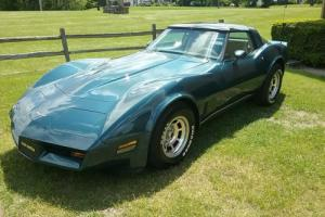 1980 Chevrolet Corvette Coupe Photo