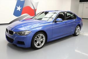 2013 BMW 3-Series 335I XDRIVE AWD M-SPORT SUNROOF NAV HUD Photo
