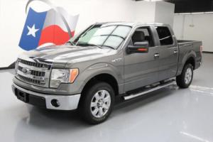 2013 Ford F-150 TEXAS ED CREW 5.0 6-PASS SIDE STEPS