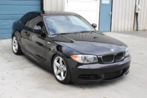 2010 BMW 1-Series 135i 3.0L Twin Turbo Sport Premium Package Coupe Navigation