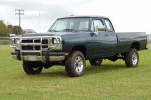 1993 Dodge Other Pickups POWER RAM 250