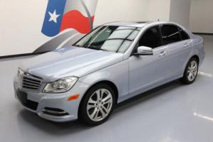 2013 Mercedes-Benz C-Class C300 SPORTATIC AWD P1 SUNROOF