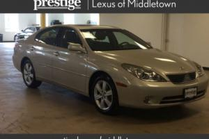 2005 Lexus ES 4dr Sdn. HEATED & VENTILATED FRONT SEATS