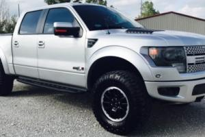 2014 Ford F-150 SVT Roush Raptor