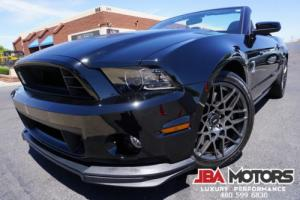 2014 Ford Mustang 14 Shelby GT500 Supercharged V8 GT 500 Convertible