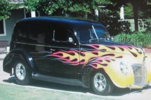 1941 Ford sedan delivery deluxe