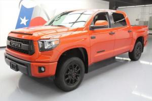 2015 Toyota Tundra TRD PRO CREWMAX 4X4 LIFT NAV Photo