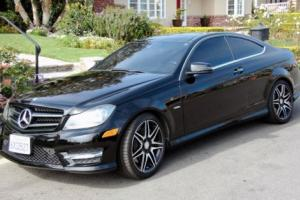 2013 Mercedes-Benz C-Class C250 Sports