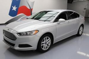 2014 Ford Fusion SE ECOBOOST AUTO BLUETOOTH ALLOYS