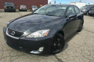 2007 Lexus IS Base 4dr Sedan