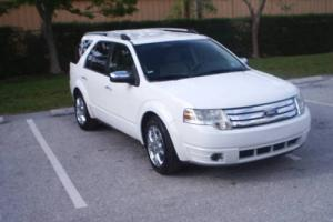 2008 Ford Taurus X/FreeStyle